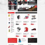 Bootstrap Extreme Sports Responsive PrestaShop Theme