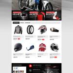 Bootstrap Biker Club Responsive PrestaShop Theme