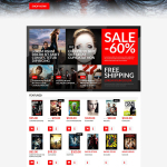 Look Listen Play WooCommerce  Bootstrap Responsive Theme