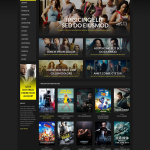 Online Cinema WordPress Bootstrap Responsive Theme
