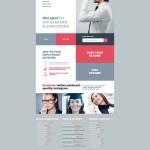 Online Jobsite Website Responsive Template