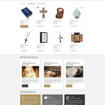 Theme Color Switcher Religious Items PrestaShop Bootstrap Responsive Theme