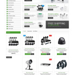 Theme Color Switcher Security Responsive Bootstrap PrestaShop Theme