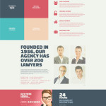 Lawyers Agency Joomla Responsive Template