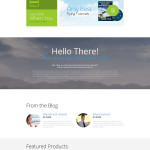 Pilotex WooCommerce Responsive Theme
