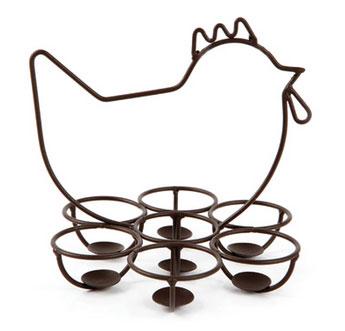 ที่วางไข่-ลายแม่ไก่-ดำ-47494