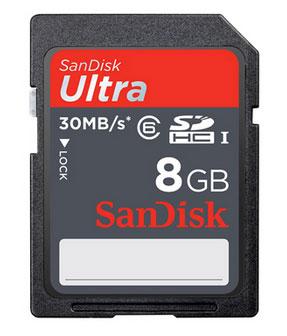 SanDisk-SDHC-Ultra-Memory-Card-8GB