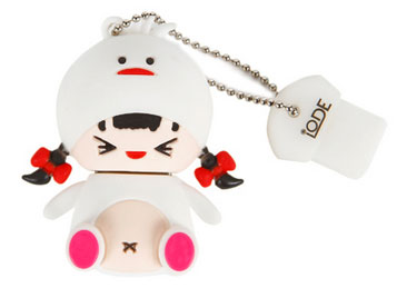 IFA024-Flash-Drive-8GB-White-iODE-Chicky