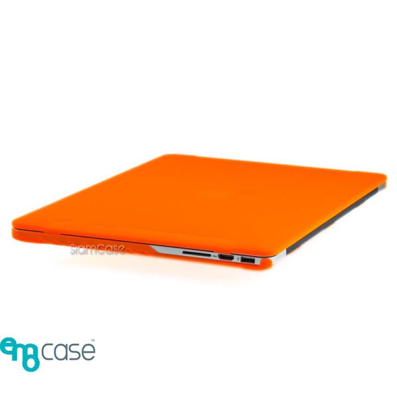 เคส Macbook Pro Retina case 13 Orange Matt