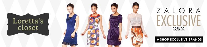 เสื้อผ้าผู้หญิง-LORETTA-S-CLOSET