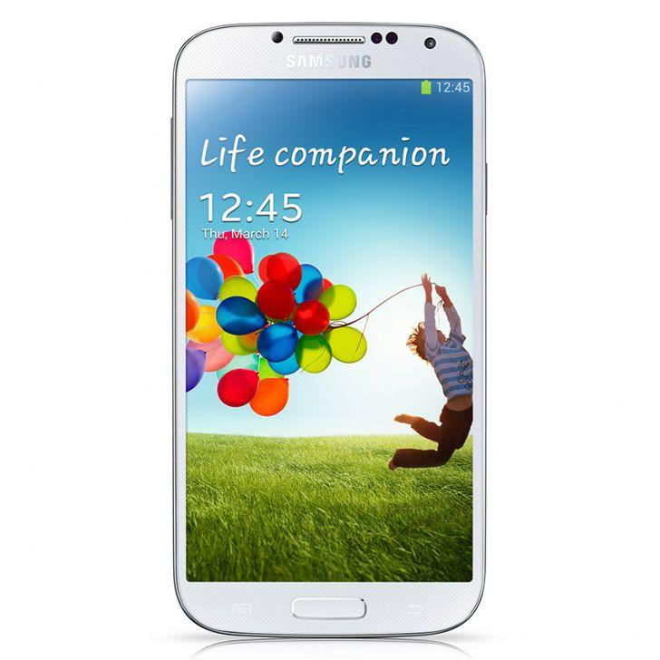 Samsung Galaxy S4 - White