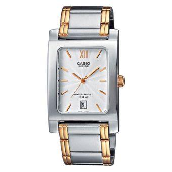 นาฬิกาข้อมือ Casio Beside Quartz Men BEM-100SG-7AVDF