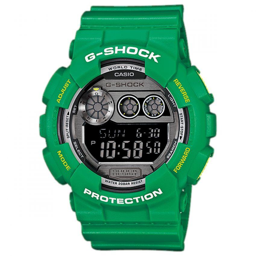 Casio G-Shock นาฬิกาข้อมือ รุ่น GD-120TS-3DR - Green